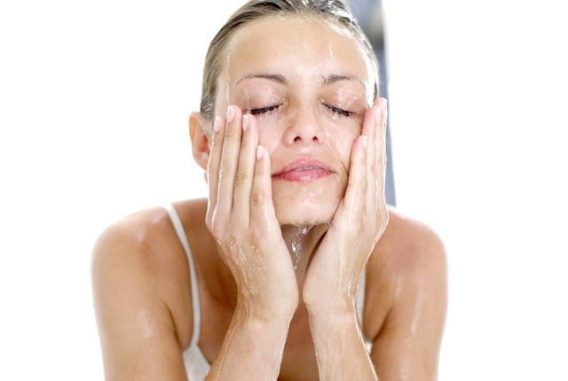 Wash your face minimum 3-4 times a day