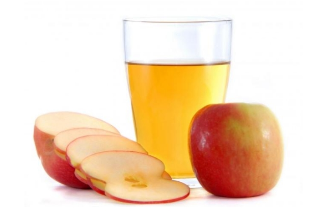 Take Apple Cider Vinegar
