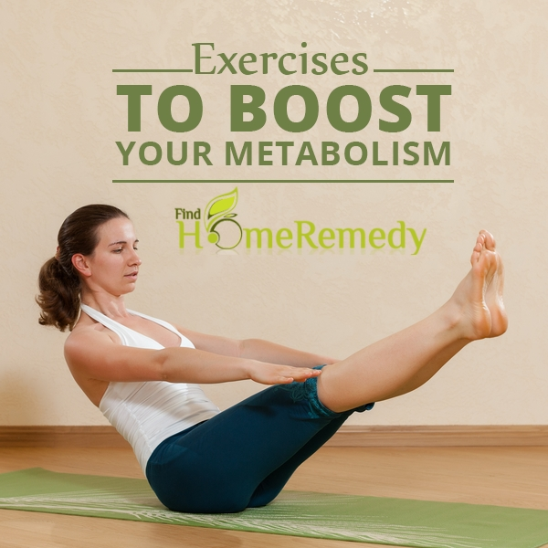 5 Exercises For Boosting Metabolism