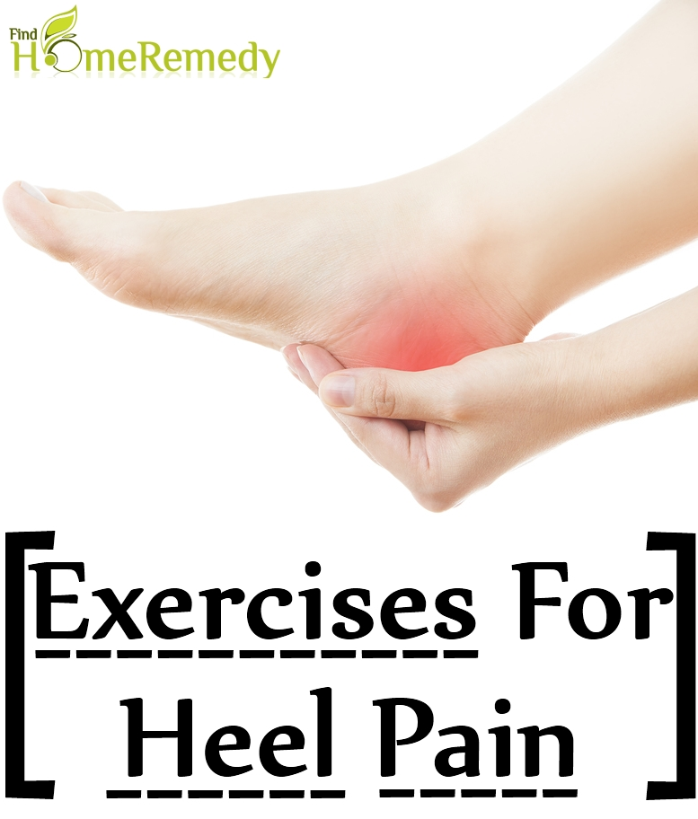9 Exercises For Heel Pain