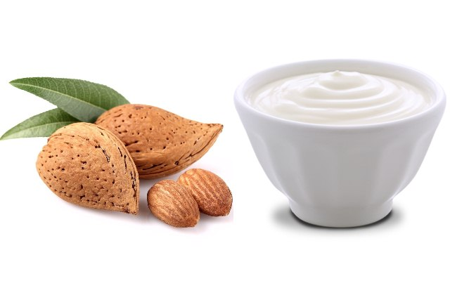 Almond And Yogurt
