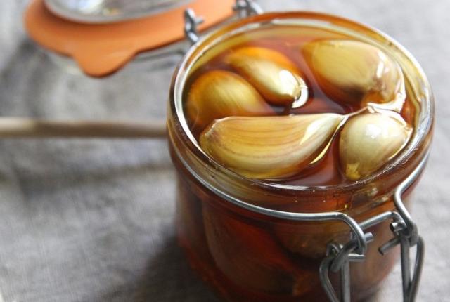 Honey Garlic Mixture