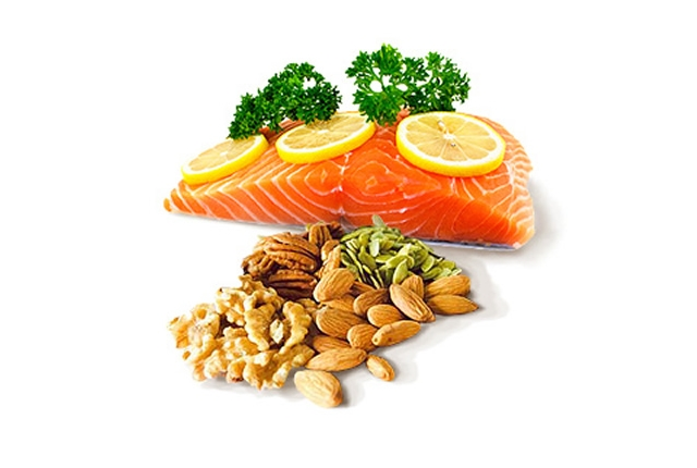 Intake Of Omega-3 Fatty Acids