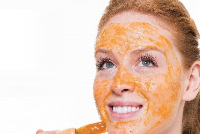 Orange Peel Clay Mask