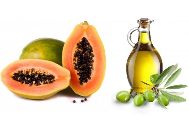 Papaya And Olive Oil