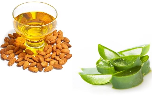 Aloe Vera And Almond Oil Eye Cream