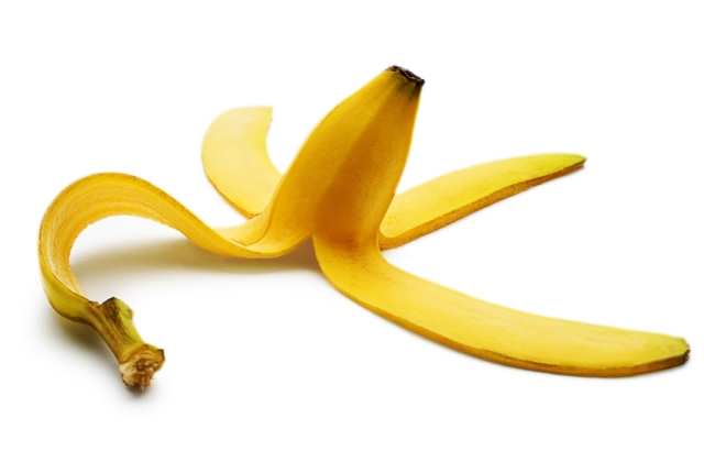 Banana Peel Remedy