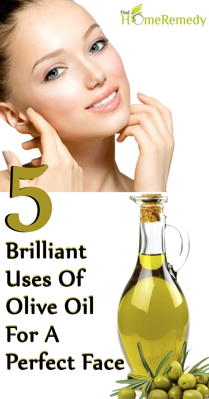 Brilliant Uses Of Olive Oil For A Perfect Face