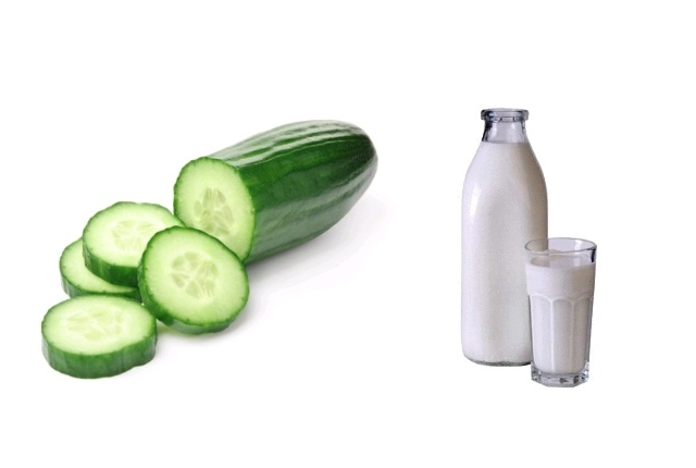 Cucumber And Milk Makeup Remover