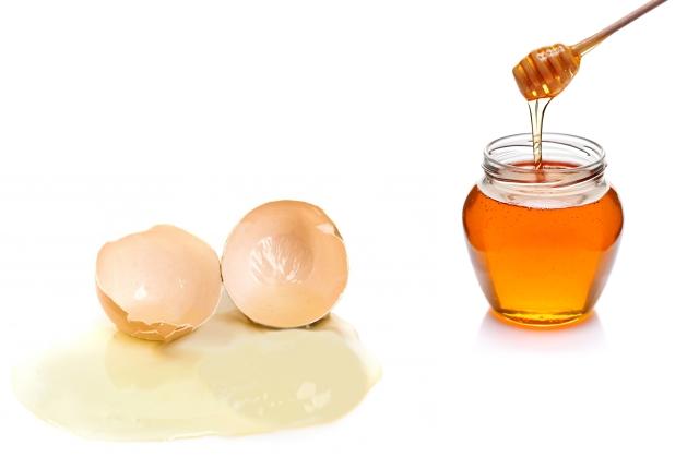 Egg White And Honey
