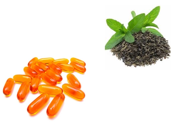 Green Tea And Vitamin C