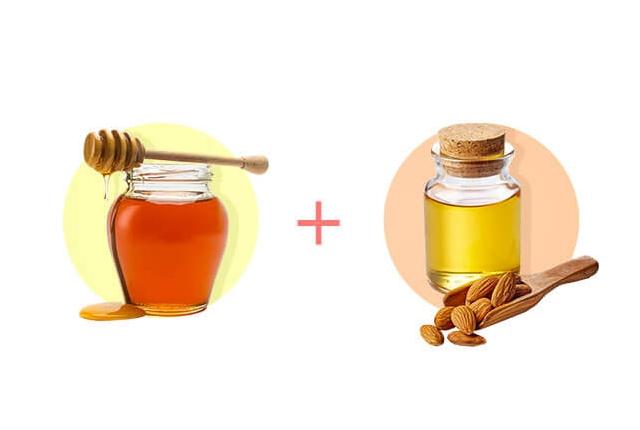 Honey, Almond Oil Mask