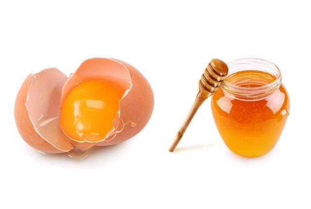Honey And Egg White