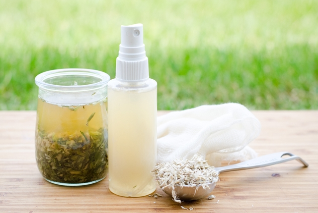 Marshmallow And Aloe Vera Detangling Spray