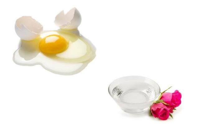 Rosewater And Egg