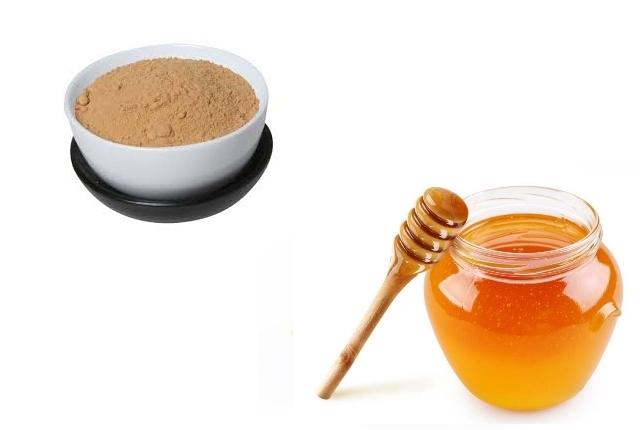 Sandalwood Powder And Honey