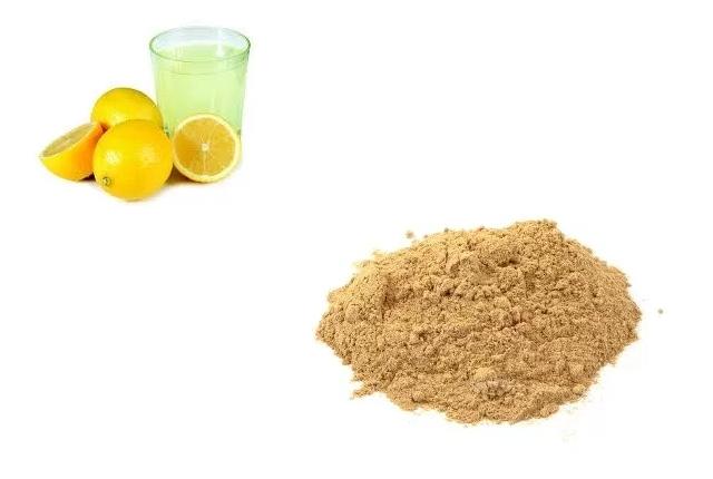 Sandalwood And Lemon Juice Pack
