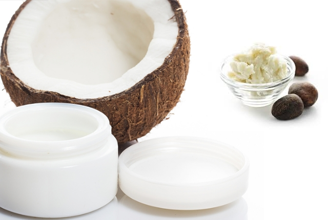 Shea Butter And Coconut Oil Eye Cream