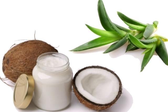 Shea Butter, Aloe Vera, And Coconut Oil