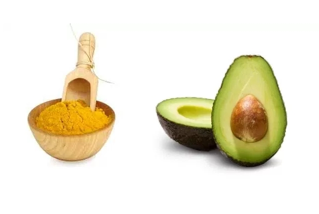 Turmeric And Avocado