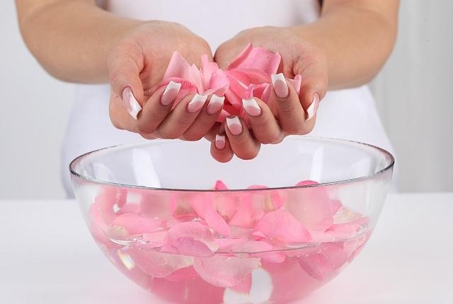 Use Rose Water Rinse