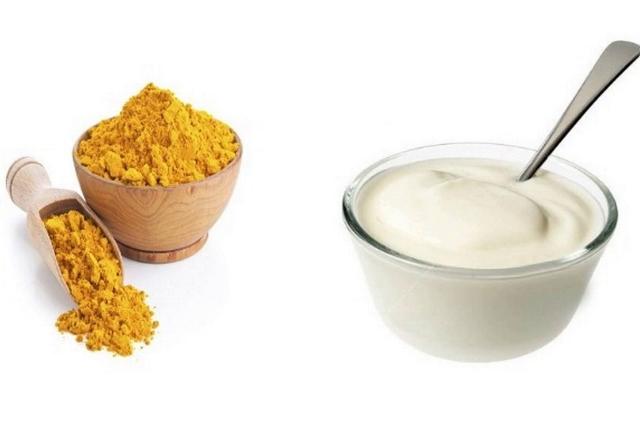 Yogurt With Turmeric