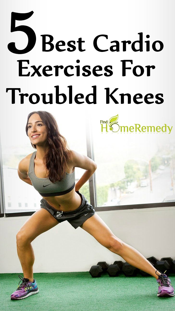 Cardio Exercises For Troubled Knees