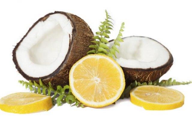 Coconut Lemon Juice