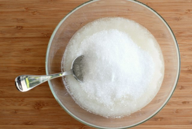 Epsom Salt And Coconut Oil