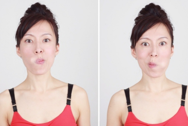 Exercise For Full Face