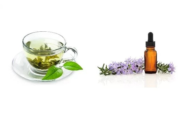 Green Tea And Lavender Oil