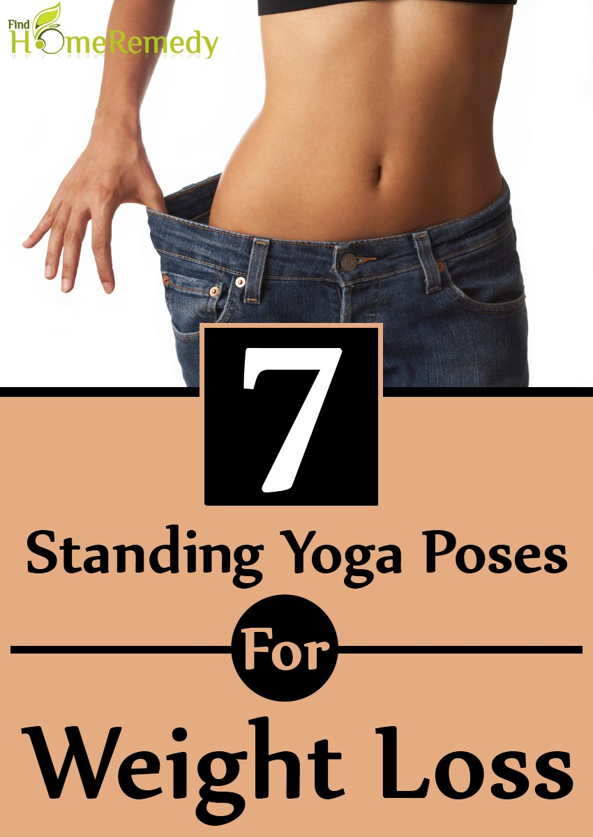 7 Standing Yoga Poses For Weight Loss