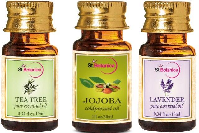 Tea Tree, Jojoba Lavender Oil