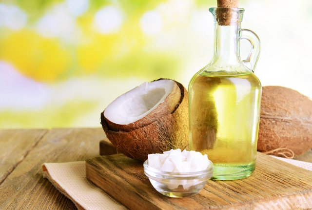 Coconut Oil Night Cream For Dry Skin