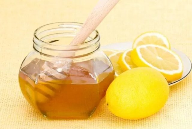 Lemon, Glycerin And Honey