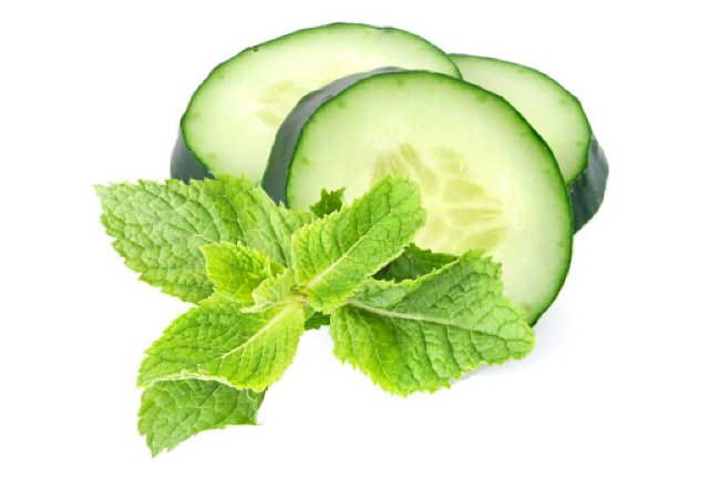Mint And Cucumber Facial