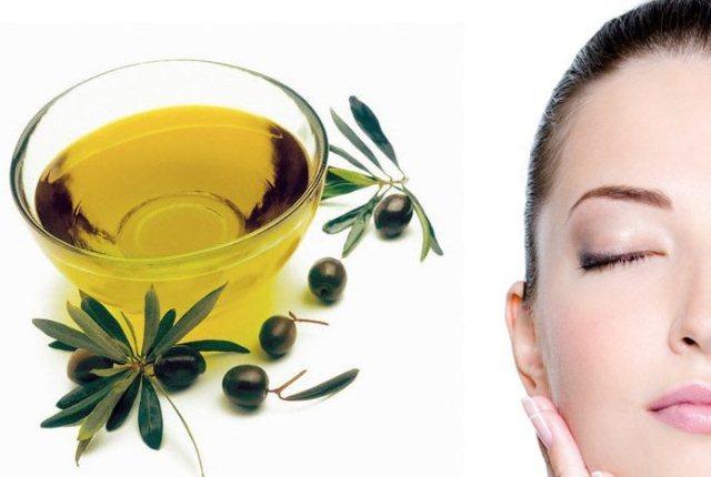 Olive Oil Face Pack