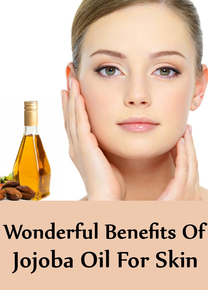 6 Wonderful Benefits of Jojoba Oil For Skin