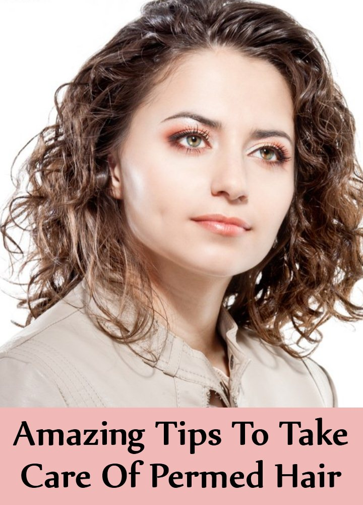 8 Amazing Tips To Take Care Of Permed Hair