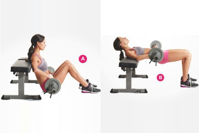 5 Effective Hip Thrust Exercises And Their Benefits | Find ...