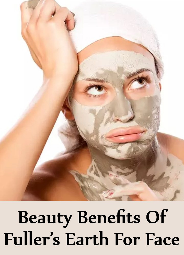 7 Amazing Beauty Benefits Of Fuller's Earth For Face