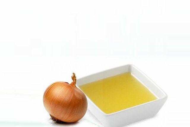Castor Oil And Onion Juice