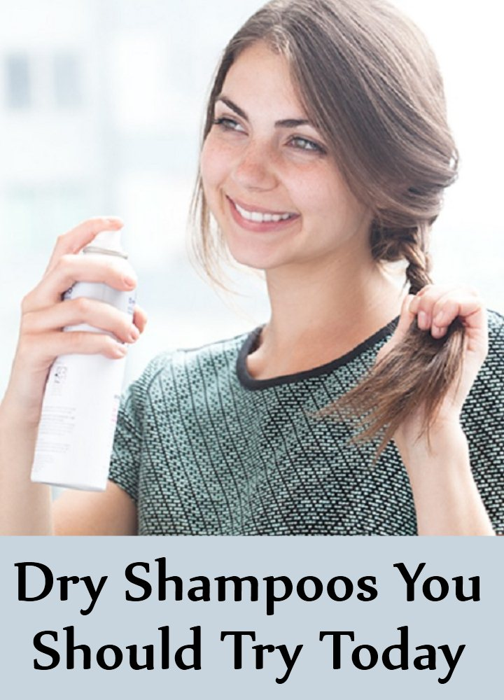 7 Best Dry Shampoos You Should Try Today