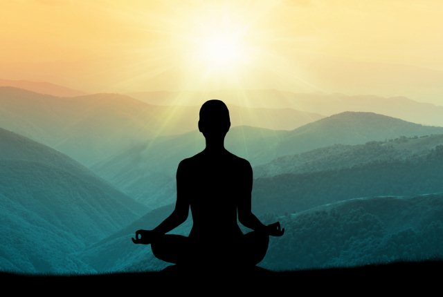 Initiating Meditation By Choosing A Calm And A Secluded Spot