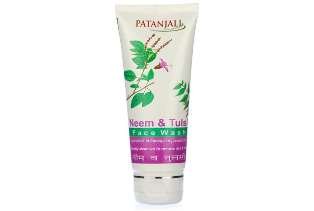 Neem Tulsi Face Wash By Patanjali