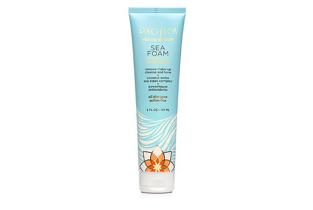 Pacifica Beauty Sea Foam Complete Natural Face Wash