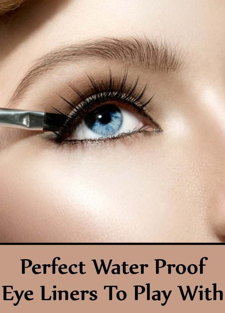 Perfect Water Proof Eye Liners