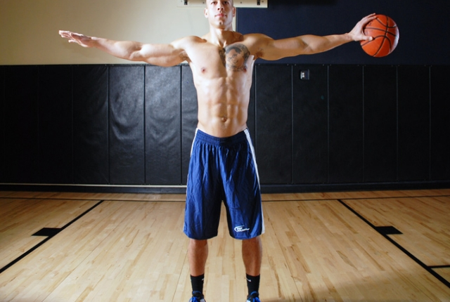 The Basketball Passing Movement Workout