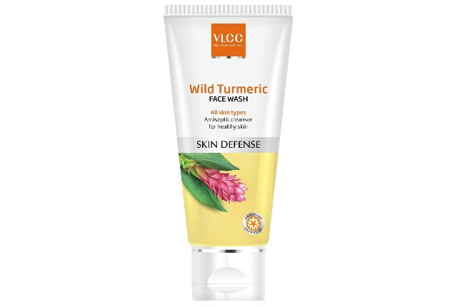 Wild Turmeric Face Wash By VLCC