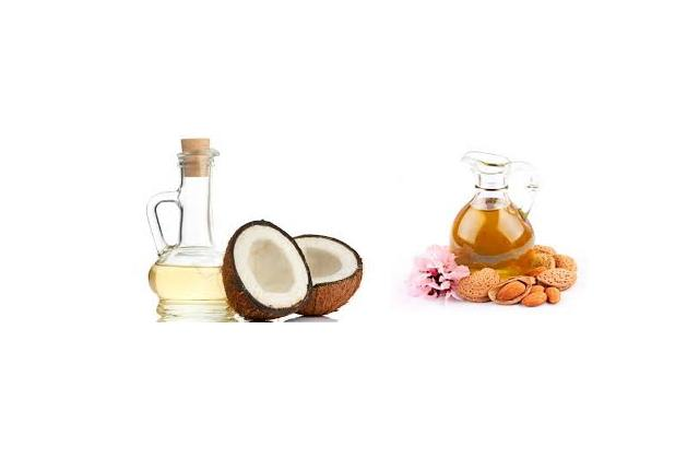 Almond Oil With Coconut Oil
